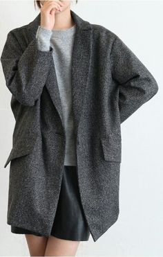 Fall trends | Layers of grey