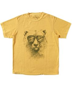 BEAMS T : KYOTARO / BEAR