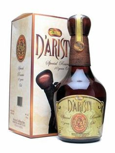 D'Aristi 10 Year Old Special Reserve Rum