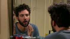 Photo of Ted's beard for fans of Ted Mosby 6880606 Ted Mosby, Yellow Umbrella, People Of Interest, Himym, How I Met Your Mother, Change My Life, Real Man, Facial Hair, Breakup