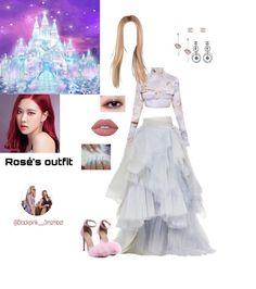 На изображении может находиться: один или несколько человек Kpop Fashion Outfits, Trendy Outfits, Bts Inspired Outfits, Polyvore Outfits, Tulle, Ballet Skirt, Stylists, Photoshoot, Fearsome Foursome