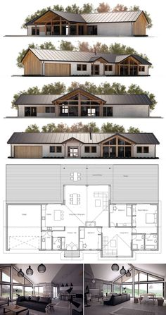 This is my current favorite 1787 Sq ft Great house Efficient use