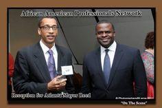 Mayor of Atlanta, Kasim Reed, Esq.