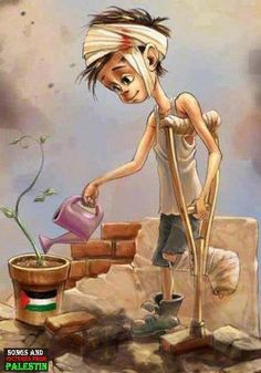 Originally saw this for Palestine too. Palestine Art, Satirical Illustrations, Meaningful Pictures, Political Art, We Are The World, Islamic Art, Indian Art, Creative Art, Art Drawings