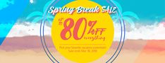 YesStyle is running a spring sale. Grab 80% discount on your shopping!