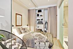 09apartamento de 33m2  luminoso dormitorio | decoración