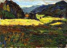 bofransson: Kochel - Landscape with Manor...