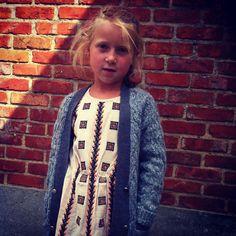 simple kids // dress