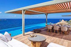 Luxurious Seaside Retreat: Villa Hermes, Crete, Greece | http://www.designrulz.com/design/2015/08/luxurious-seaside-retreat-villa-hermes-crete-greece/