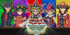 Yu-Gi-Oh! Legacy of the Duelist llegará a PS4 y Xbox One http://j.mp/1JCZ23S |  #Konami, #PS4, #Videojuegos, #XboxOne, #YuGiOhLegacyOfTheDuelist