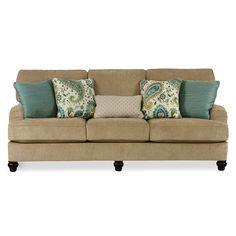 Mobexpert canapea 3 locuri, stofa, perne decor incluse  Daphne