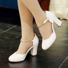2014 princess shoes thick heel high-heeled shoes bridal shoes