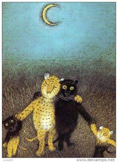 ......image tire du livre leopanther de jozef wilkon ,1994