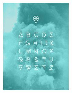 Typographyby Andréanne Teasdale