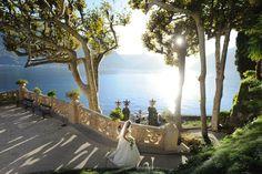 www.WhereWedding.co.uk/italy/ Villa Balbianello, Lake Como, Italy