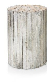 Driftwood Stool or nightstand