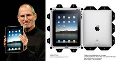 Vous n'avez pas les moyens de vous offrir la tablette d'Apple ? Procurez-vous (gratuitement) l'imitation en papier ! Ne nécessitant aucune ressources en dehors d'une imprimante et de papier, cette tablette non-tactile peut faire office de (faux) cadeau de Noël,…