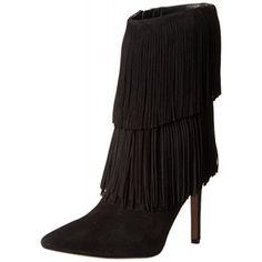 Sam Edelman Boots,  Sam Edelman Women's Belinda Boot, Black, 6 M US