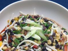 Black Bean and Roasted Corn Salad