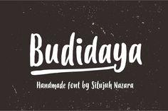 Budidaya Font Family · 1001 Fonts