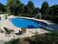 Total Remodel of a 23x48 pool and spa