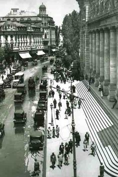 Bucharest, Old Photos, Past, Street View, Photography, Memories, Travel, Romania, Old Pictures