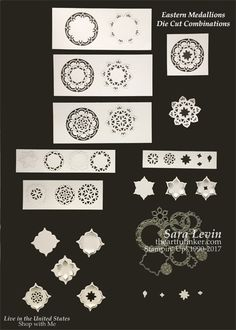 Sara Levin | theartfulinker.com Click the picture to see more of Sara's Designs. Eastern Palace suite cards and boxes for Stamping Sunday blog hop. eastern medallions, #stampingsunday, Handmade cards, rubberstamps, cardmaking, stampinup, stamping, saralevin, theartfulinker