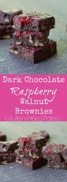 Easy, healthy, and delicious dessert! Paleo, and Gluten-Free.