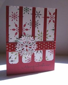SC343 Merry Christmas by nancy littrell - Cards and Paper Crafts at Splitcoaststampers