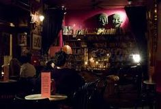 María Pandora, a magical bookcafe in Madrid, take a sip and enjoy the great views ;-)