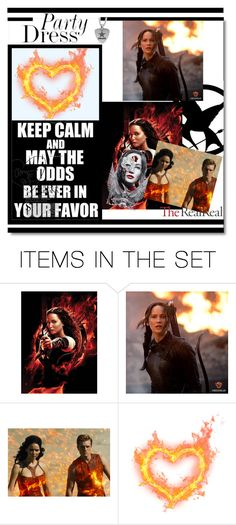 """Hunger Games"" by katniss4117 ❤ liked on Polyvore featuring art"