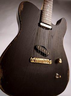 Slick Guitars SL50BK_A