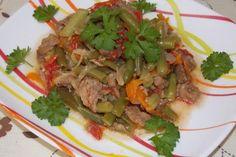 Стручковая фасоль с мясом и овощами https://citywomancafe.com/cooking/18/10/2016/struchkovaya-fasol-s-myasom-i-ovoshchami