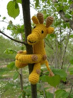 giraffina crochet