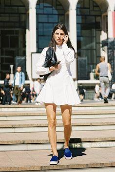 #streetstyle #vanessajackman #style #fashion #paris #dresses