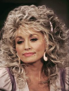The Dolly Parton Scrapbook I like the hair color change