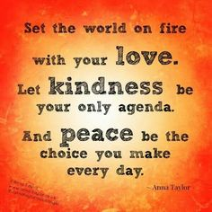 My goal in life, love, kindness, and peace! #onlywithgodshelp #godfirst