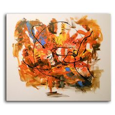 art abstract painting white painting thick paint heavy by mattsart, $499.00
