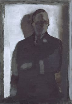 The Doors of Perception - chapmanmogridge: Luc Tuymans, Himmler, oil. Museum Art Gallery, Art Museum, Figure Painting, Painting & Drawing, Luc Tuymans, Sword Drawing, Figurative Art, Les Oeuvres, New Art