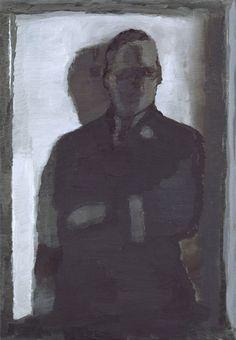 Luc Tuymans, Himmler, 1998