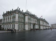 World Travel Photos :: The most famous buildings  :: St. Petersburg. Winter Palace