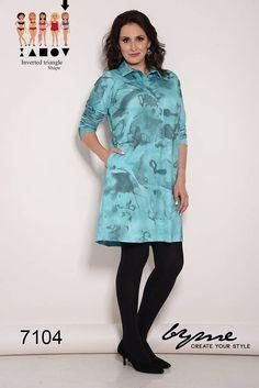 Turquoise dress, long sleeve dress, loose dresses, gift for her, evening dress, dress for women, party dress, midi dress, designer dress