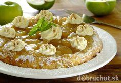 Jablkový Tarte Tatin