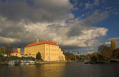 Podebrady Castle, Czech Republic  via MarekP