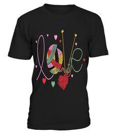 # Love-yarn-knitting-crocheting-T-shirt .  Love yarn knitting crocheting T-shirt
