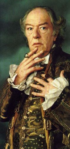 Michael Gambon in Sleepy Hollow (1999). Costumes by Colleen Atwood