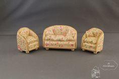 Zithoek 1:24   meubels 1:24   Poppenhuisshop De Mini Klusser