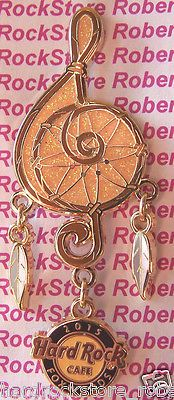 2015 HARD ROCK CAFE FOXWOODS DREAM CATCHER/FEATHER/HARD ROCK CAFE DANGLE LE PIN