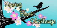 Spring Book Challenge (or have a challenge for any season! School Fun, Primary School, Pre School, School Stuff, Library Girl, Library Ideas, Teen Programs, Library Programs, Library Skills