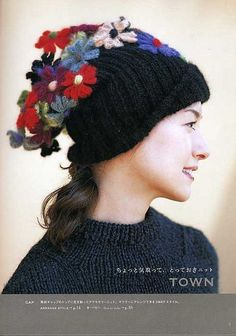 DAILY KNIT, EVERY DAY KNIT, COLORFUL AND STYLISH BY HIROSHI ITO - JAPANESE KNITTING PATTERN BOOK FOR WOMEN AND KIDS 3 by JapanLovelyCrafts, via Flickr